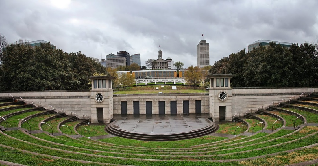 Tennessee State Capitol Building & Parks - One Journey